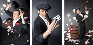 PILOU le magicien
