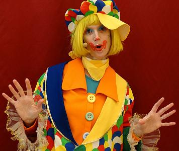 Clown Confetti